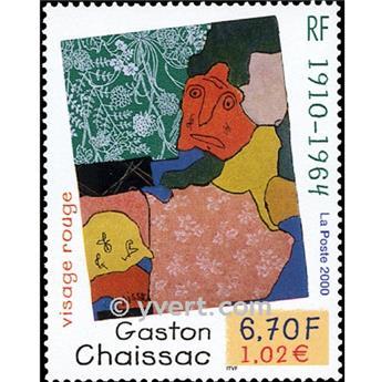 n° 3350 -  Selo França Correios