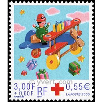 n° 3362 -  Selo França Correios