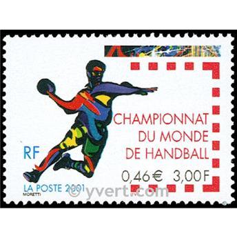 n° 3367 -  Selo França Correios