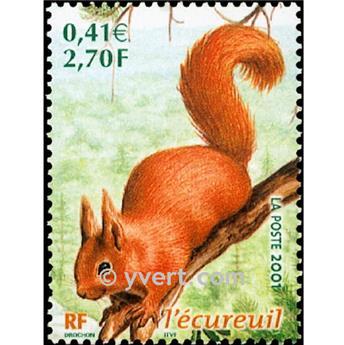 n° 3381 -  Selo França Correios