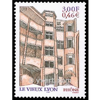 n° 3390 -  Selo França Correios