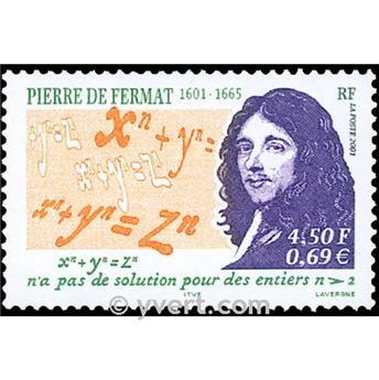 n.o 3420 -  Sello Francia Correos