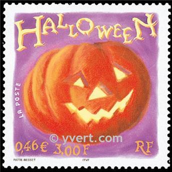 nr. 3428 -  Stamp France Mail