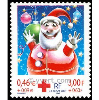 n.o 3436 -  Sello Francia Correos