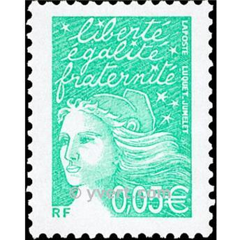 n.o 3445 -  Sello Francia Correos
