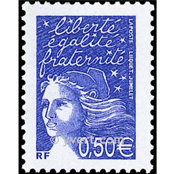 n.o 3449 -  Sello Francia Correos