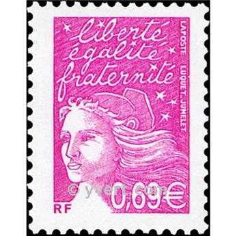 n° 3454 -  Timbre France Poste