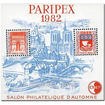 n.o 3A -  Sello Francia Cámara Sindical de Negociantes y Expertos en Filatelia (CNEP)