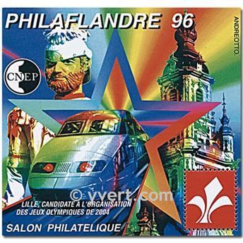 n.o 22 -  Sello Francia Cámara Sindical de Negociantes y Expertos en Filatelia (CNEP)