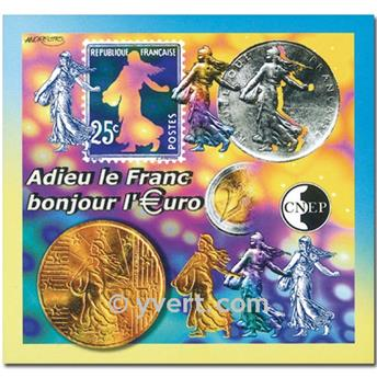 n° 35 -  Timbre France CNEP