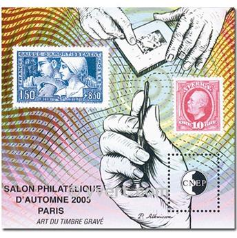 n° 44 -  Timbre France CNEP