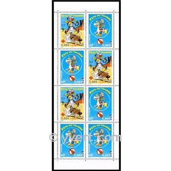 n° BC3546a -  Timbre France Carnets Journée du Timbre