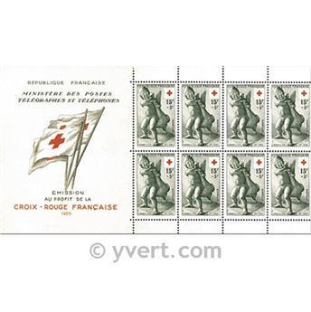 n° 2004 -  Selo França Carnets Cruz Vermelha