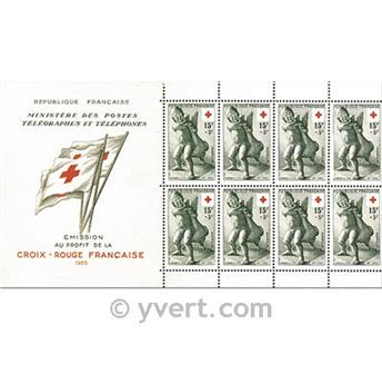 n° 2004 -  Timbre France Carnets Croix Rouge (1955)
