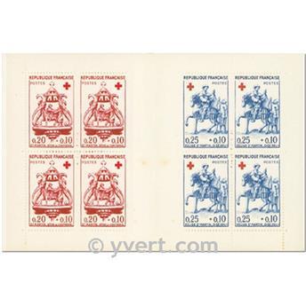 n° 2009 -  Selo França Carnets Cruz Vermelha