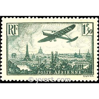 nr. 9 -  Stamp France Air Mail