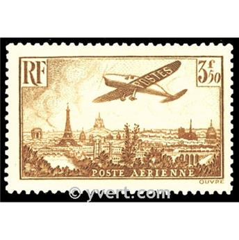 n.o 13 -  Sello Francia Correo aéreo