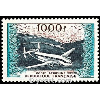 n° 33 -  Selo França Correio aéreo
