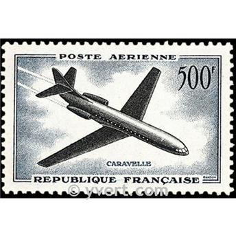 n° 36 -  Timbre France Poste aérienne