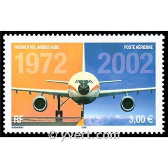 n° 65 -  Timbre France Poste aérienne