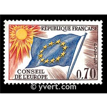 n° 35 -  Timbre France De service