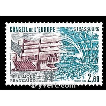 n° 74 -  Timbre France De service