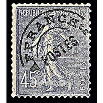 n° 46 -  Selo França Pré-obliterados