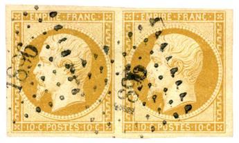 n° 51 -  Selo França Pré-obliterados