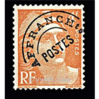 n° 99 - Timbre France Préoblitérés