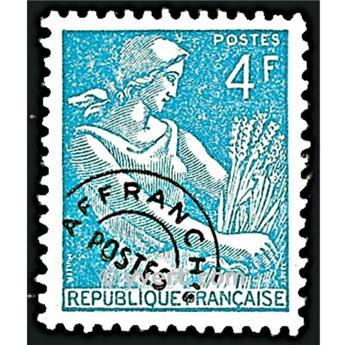 n° 106 -  Timbre France Préoblitérés