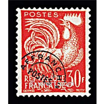 n° 115 - Timbre France Préoblitérés