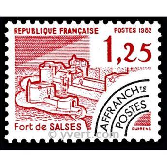 n° 175 -  Selo França Pré-obliterados