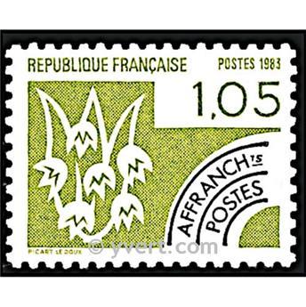 n° 178 -  Selo França Pré-obliterados
