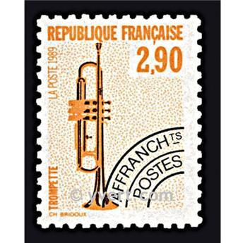 n° 204 -  Selo França Pré-obliterados
