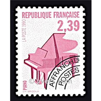 n° 211 -  Selo França Pré-obliterados