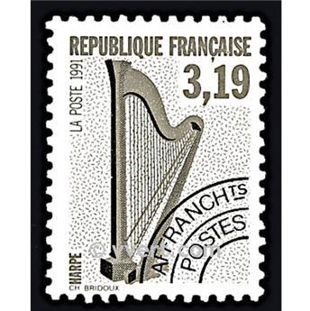 n° 220 -  Selo França Pré-obliterados