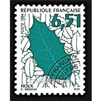 n° 235 -  Selo França Pré-obliterados