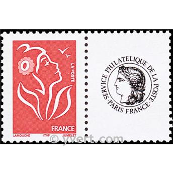 n.o 3741A -  Sello Francia Personalizados