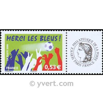 n.o 3936A -  Sello Francia Personalizados