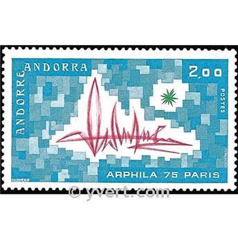 nr. 248 -  Stamp Andorra Mail