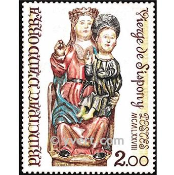 nr. 271 -  Stamp Andorra Mail