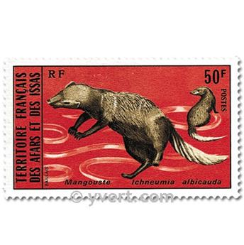 nr. 397/399 -  Stamp Afars and Issas Mail
