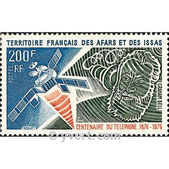 nr. 419 -  Stamp Afars and Issas Mail