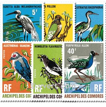 nr. 63/68 -  Stamp Comoro Island Mail