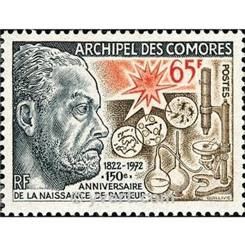 n° 79 -  Selo Comores Correios