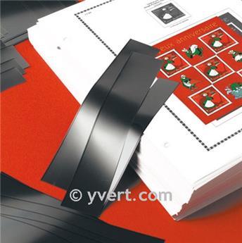 Strips single welding - 33mm (black background)