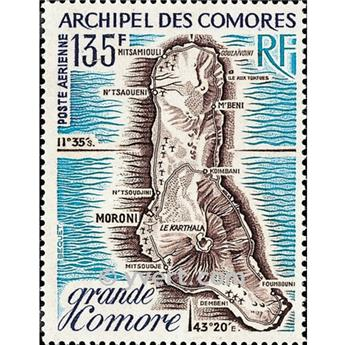 nr. 53 -  Stamp Comoro Island Air mail