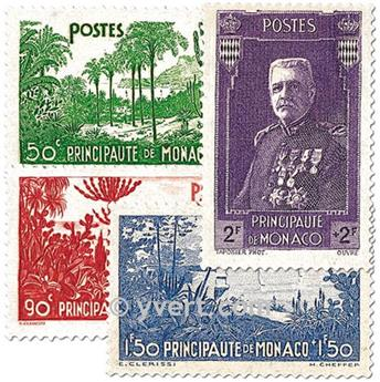 nr. 135/139 -  Stamp Monaco Mail