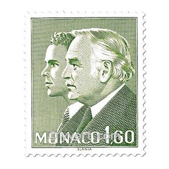 n° 1335/1337 -  Timbre Monaco Poste