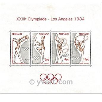 nr. 27 -  Stamp Monaco Souvenir sheets